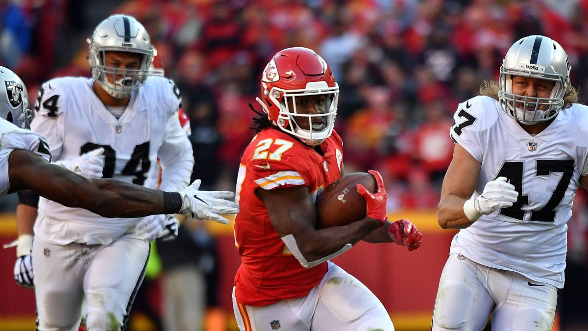 Kareem Hunt quedó en shock por la salida de Alex Smith