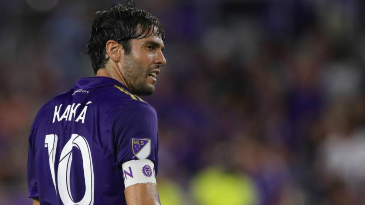 Kaká habló sobre las diferencias entre la Superliga China y la MLS