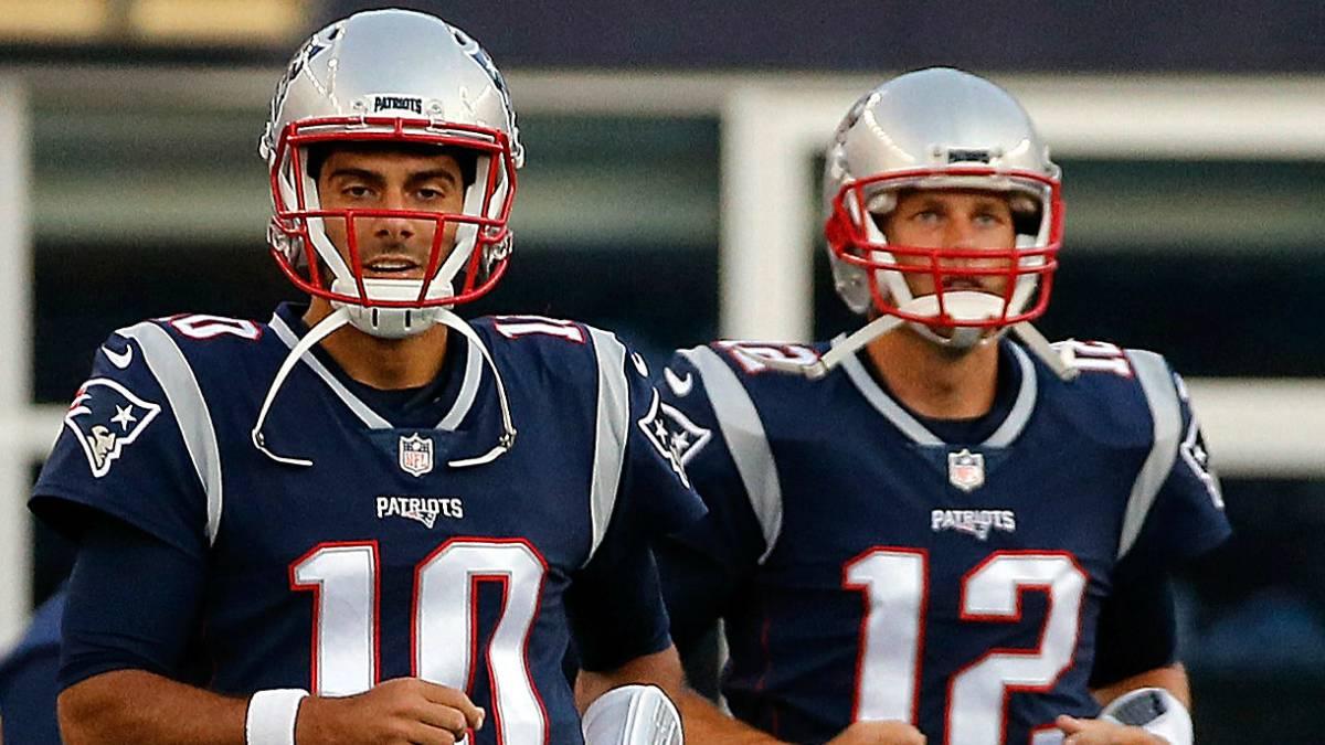 Jimmy Garoppolo ganará en 5 años más que Tom Brady en 14 temporadas