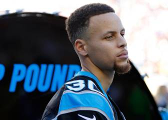¿Puede Stephen Curry comprar a los Carolina Panthers?