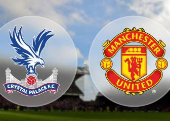 Crystal Palace - Manchester United: horario, TV y ver online