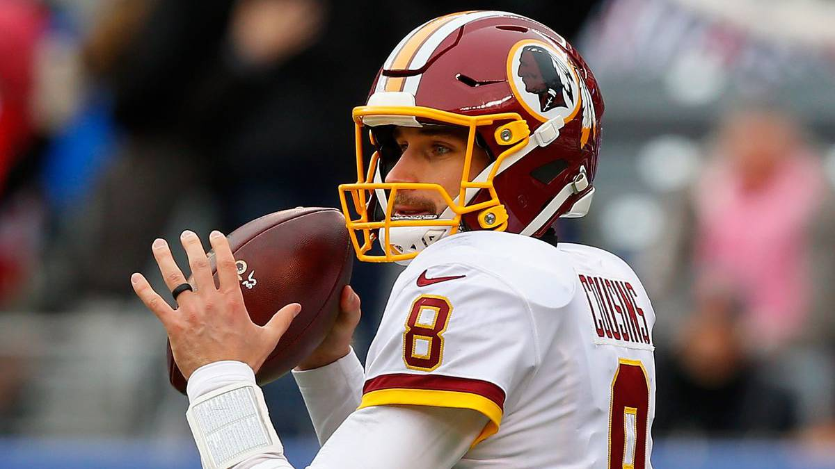 Cardinals quieren convencer a Kirk Cousins de ir a Arizona