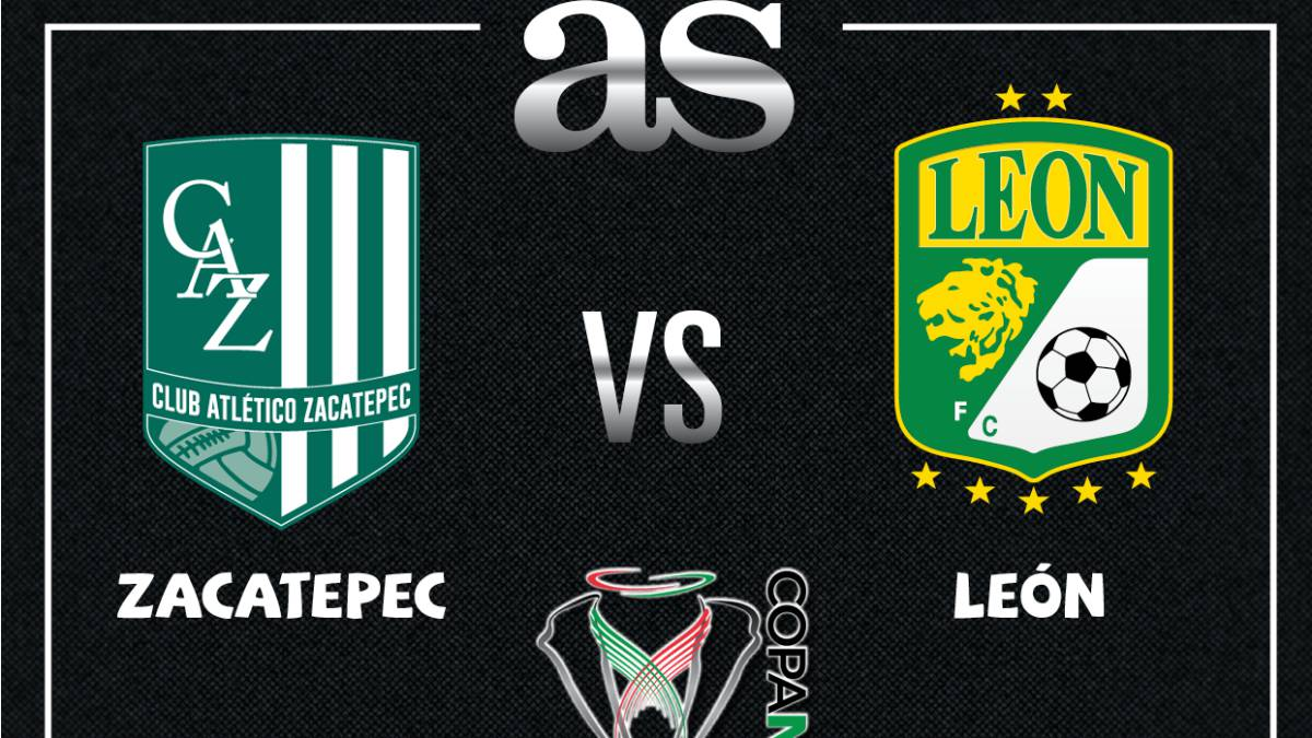 Zacatepec vs León en vivo: Copa MX, Cuartos de Final