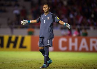 Seven things you never knew about Keylor Navas