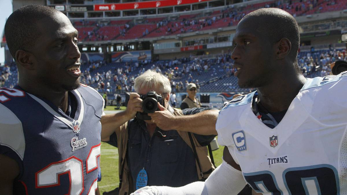 Devin y Jason McCourty