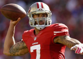 Colin Kaepernick entrena en privado en Houston