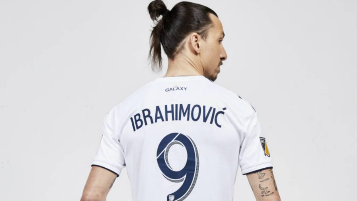 4a57167c12820 La camiseta de Zlatan Ibrahimovic ya está a la venta - AS USA