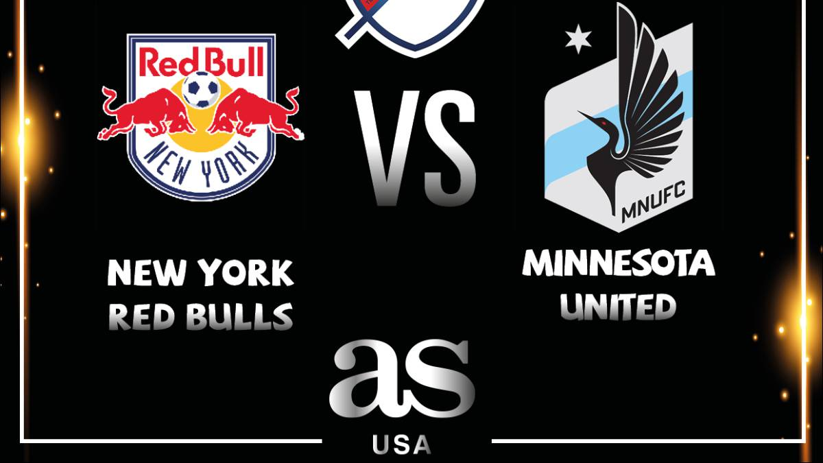 NY Red Bulls - Minnesota United en vivo online: MLS 2018