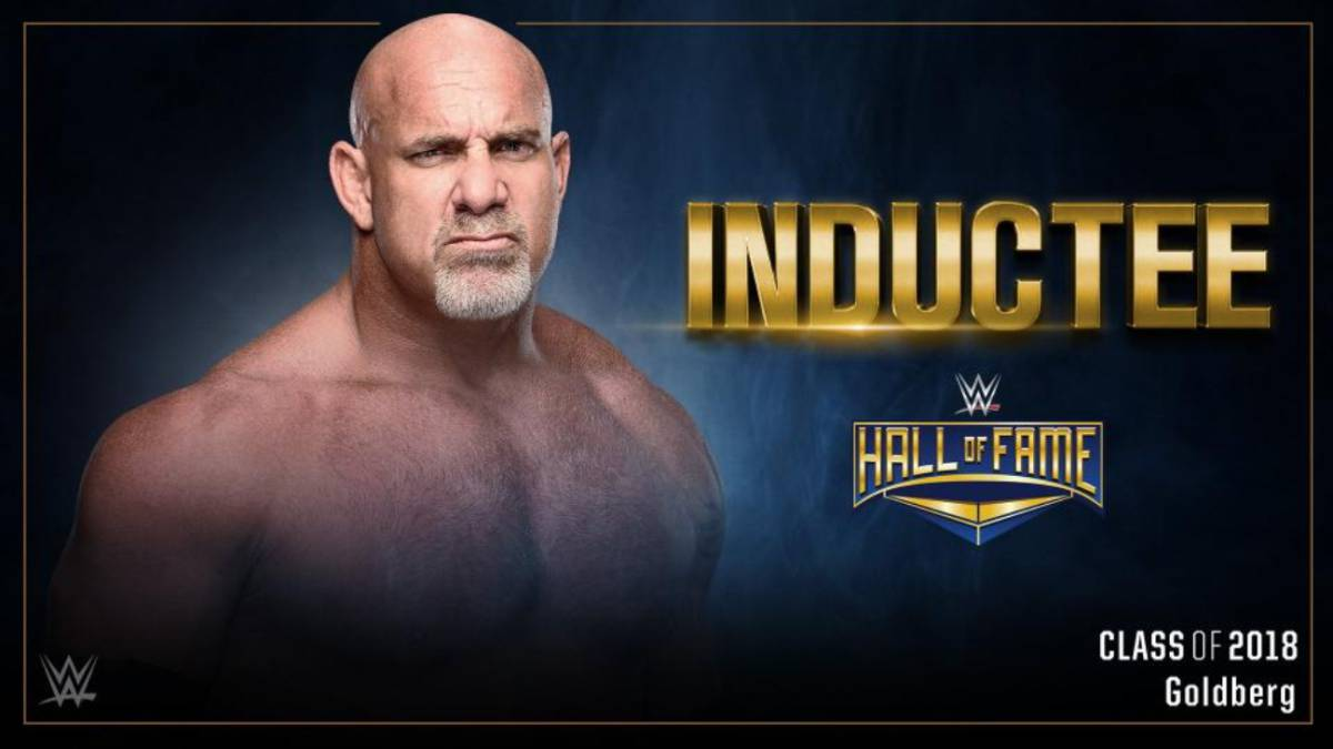 Paul Heyman inducirá a Bill Goldberg al Salón de la Fama