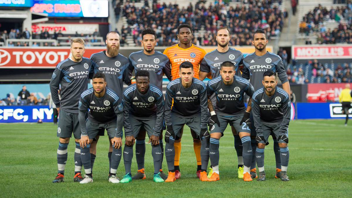 New York City, 14 países distintos ante Real Salt Lake