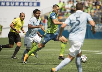 Sporting - Seattle Sounders: horario, TV y cómo ver en vivo