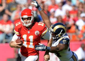 Rams vs Chiefs en México será en Monday Night Football