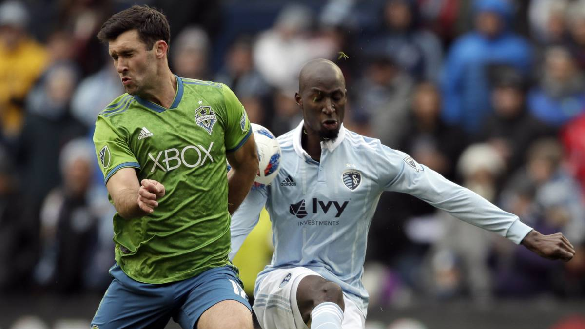Sporting KC le arrancó el triunfo de las manos a Seattle Sounders