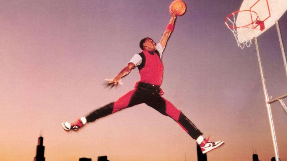 583975ae83d Zapatillas Jordan  el origen del logo - AS USA