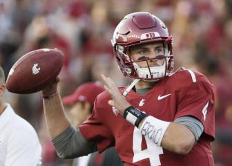 Y el pick No. 199 de Tom Brady es para... Luke Falk, quarterback