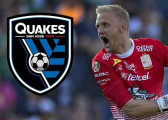 William Yarbrough estaría en el radar de los Quakes
