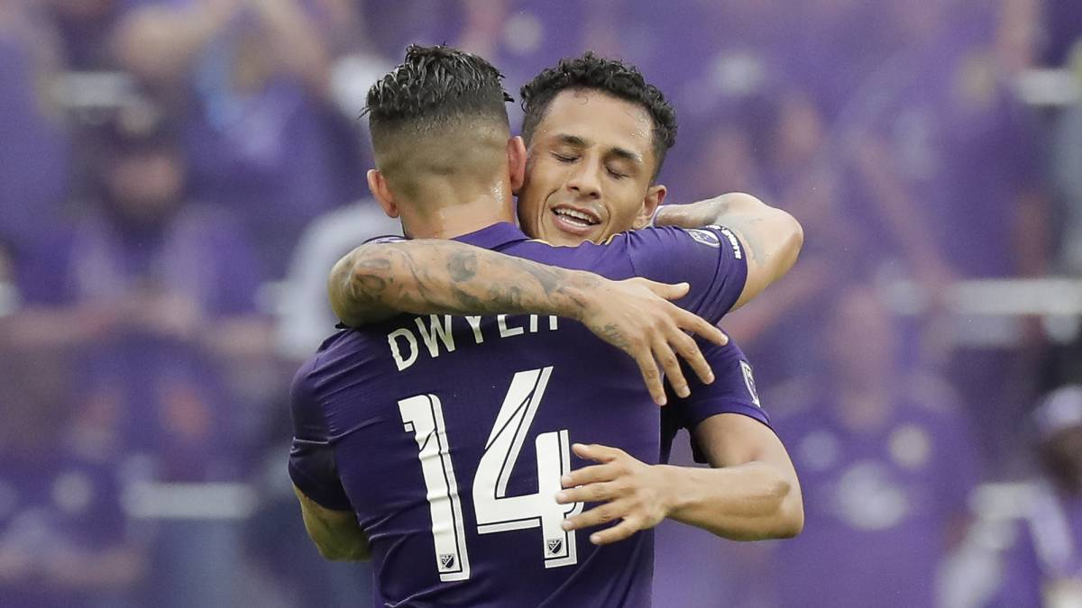 Con voltereta Orlando City derrotó al Real Salt Lake