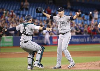 ¡Oh Canada! Paxton lanza sin hit ante Toronto Blue Jays