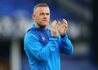 Rooney le informó al Everton que fichará con DC United