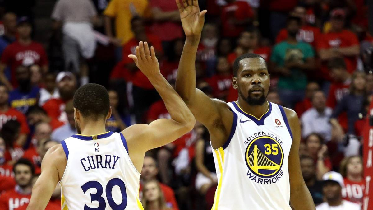 Warriors 119-106 Houston Rockets, Western Conference Finals NBA 2018