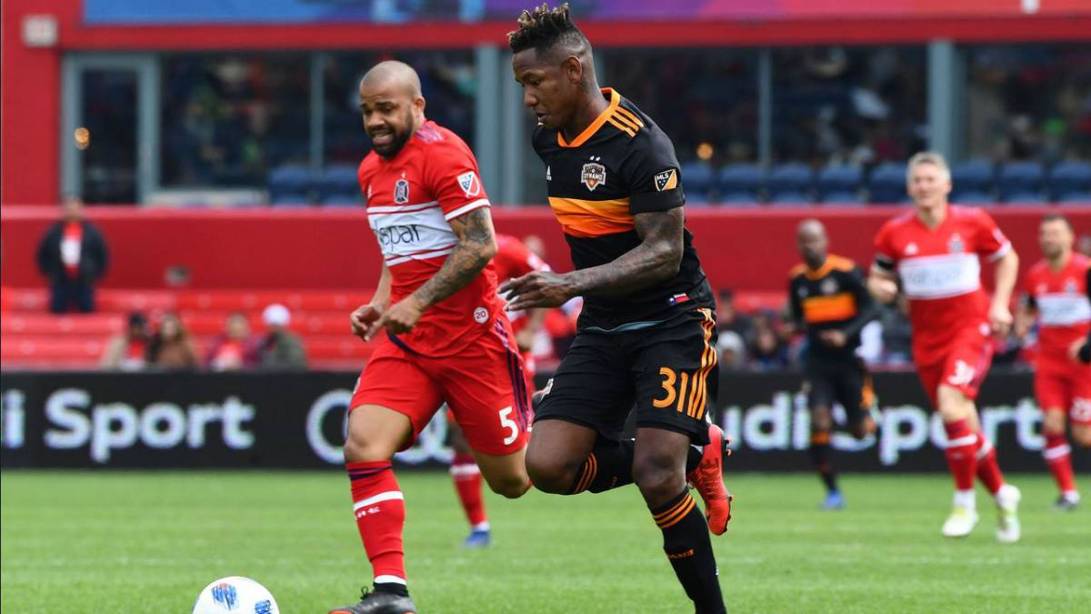 Chicago Fire vs Houston Dynamo, MLS