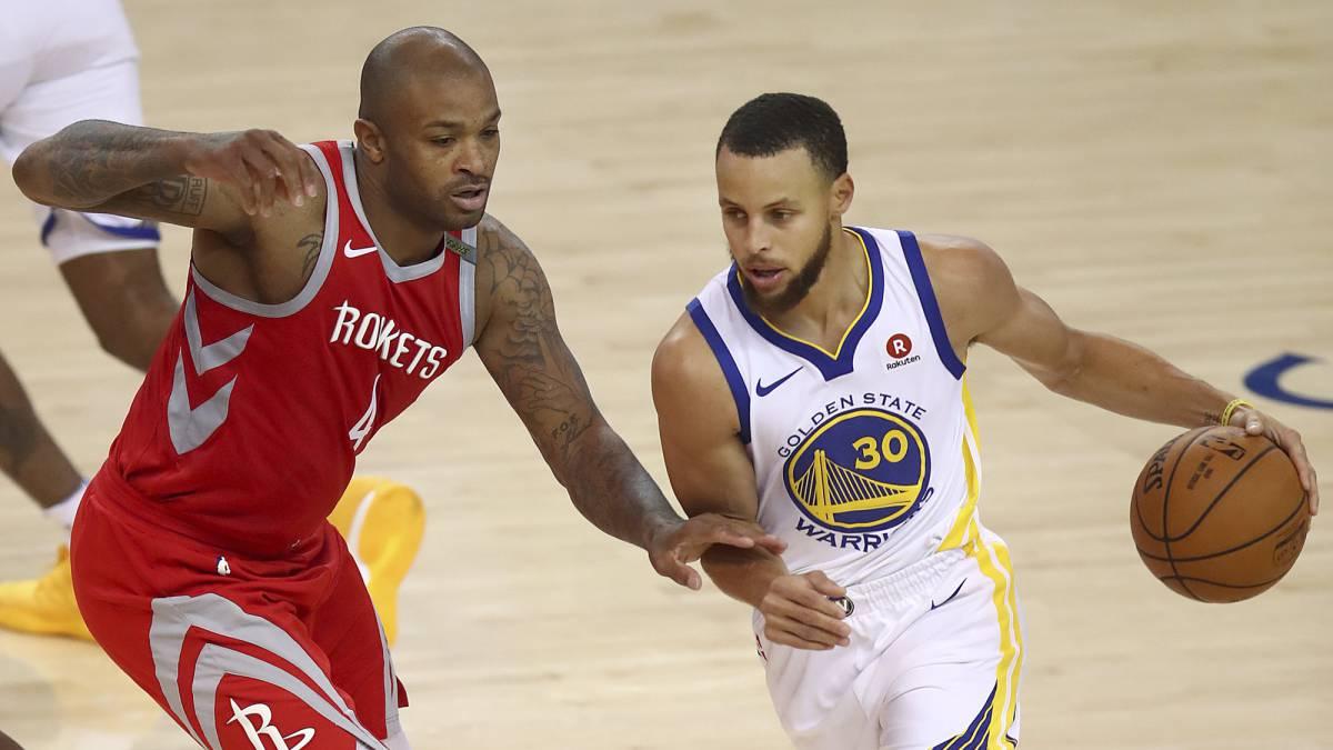 Rockets - Warriors: resumen, puntos y canastas - AS USA