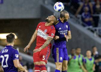 Chicago Fire recupera terreno tras vencer al Orlando City