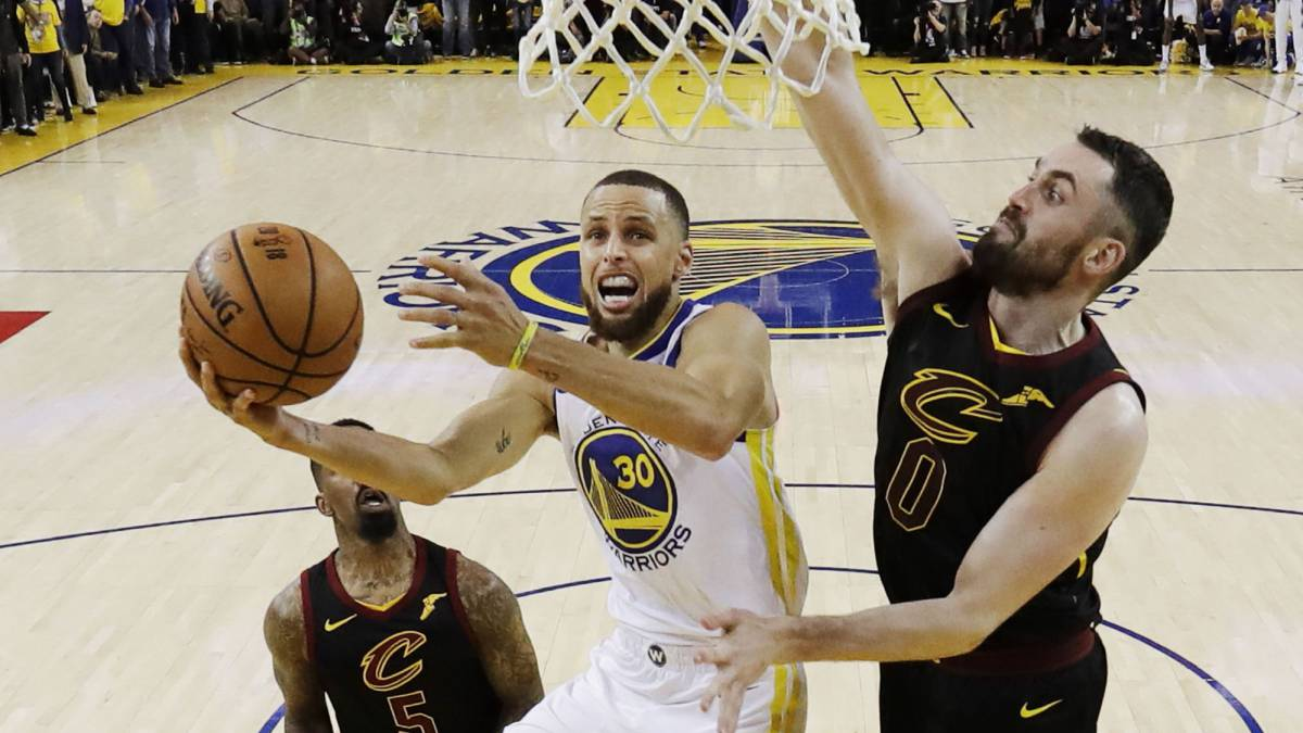 El camino de los Warriors en playoffs a las Finales de la NBA