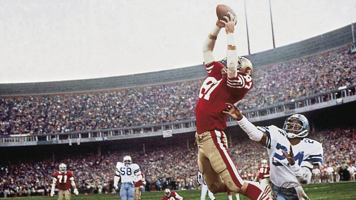 Dwight Clark, autor de \'The Catch\', fallece a los 61 años