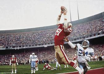 Dwight Clark, autor de 'The Catch', fallece a los 61 años