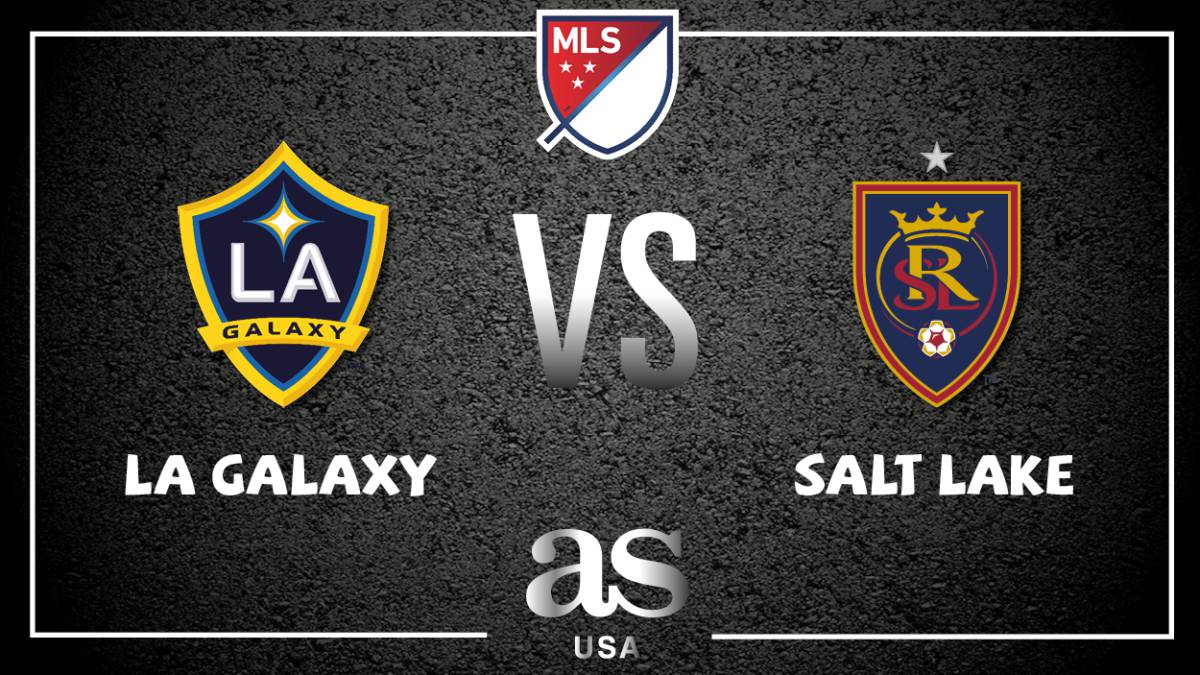 LA Galaxy - Real Salt Lake partido en vivo: MLS, en directo. Sigue en vivo el partido entre, LA Galaxy - Salt Lake en directo y en vivo online; semana 15; hoy, sábado 9 de junio desde Stubhub Center en As.com