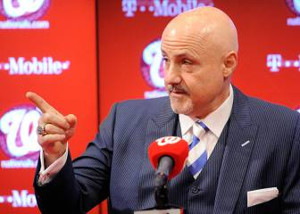 Mike Rizzo a la defensa de su mayor estrella en los Nationals