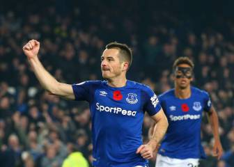 Union y Fire, posibles destinos de Leighton Baines en la MLS