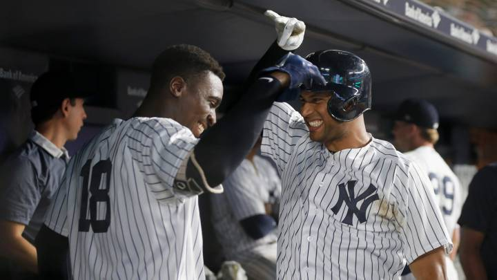 Yankees dominan a Red Sox mediante cuadrangulares