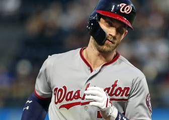 Bryce Harper liderará el Home Run Derby 2018