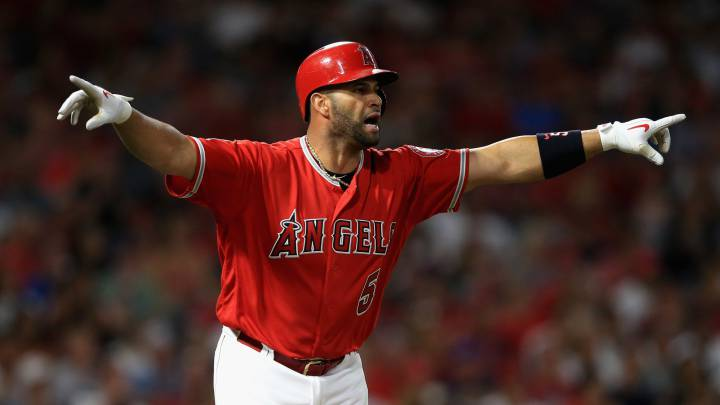 Albert Pujols empata a Griffey Jr. con 630 home runs