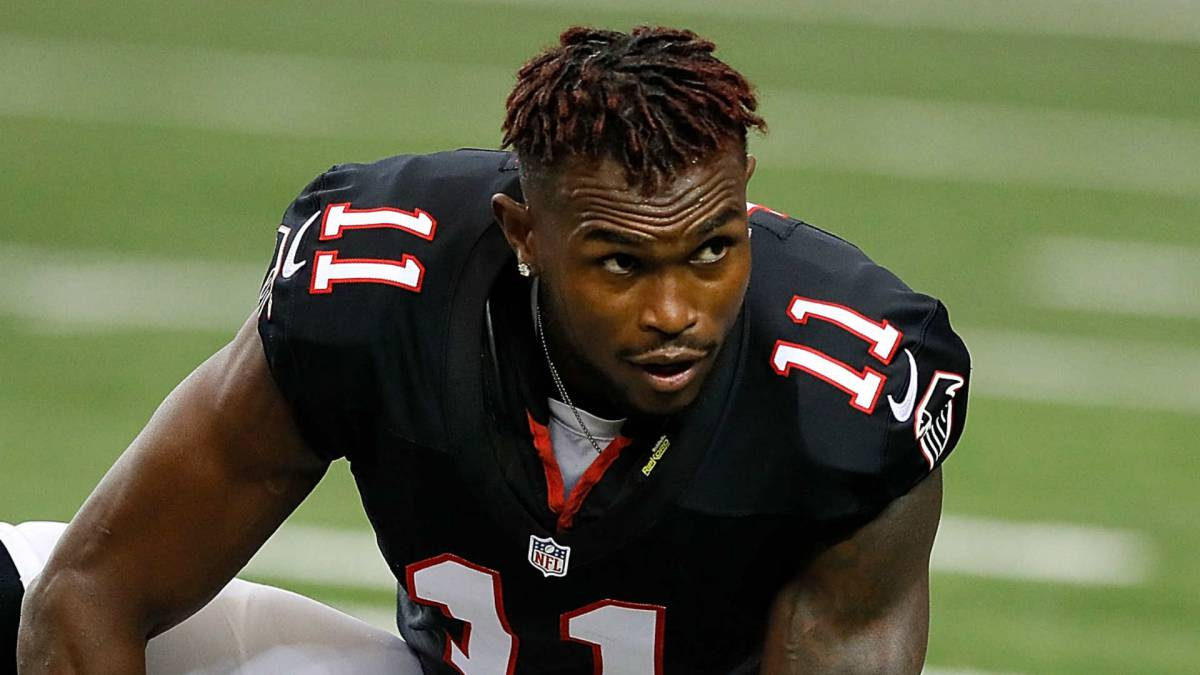 Falcons prometen reestructurar contrato de Julio Jones en 2019