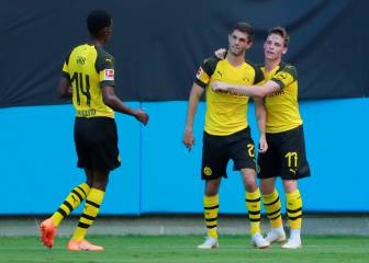 Pulisic somete al Liverpool
