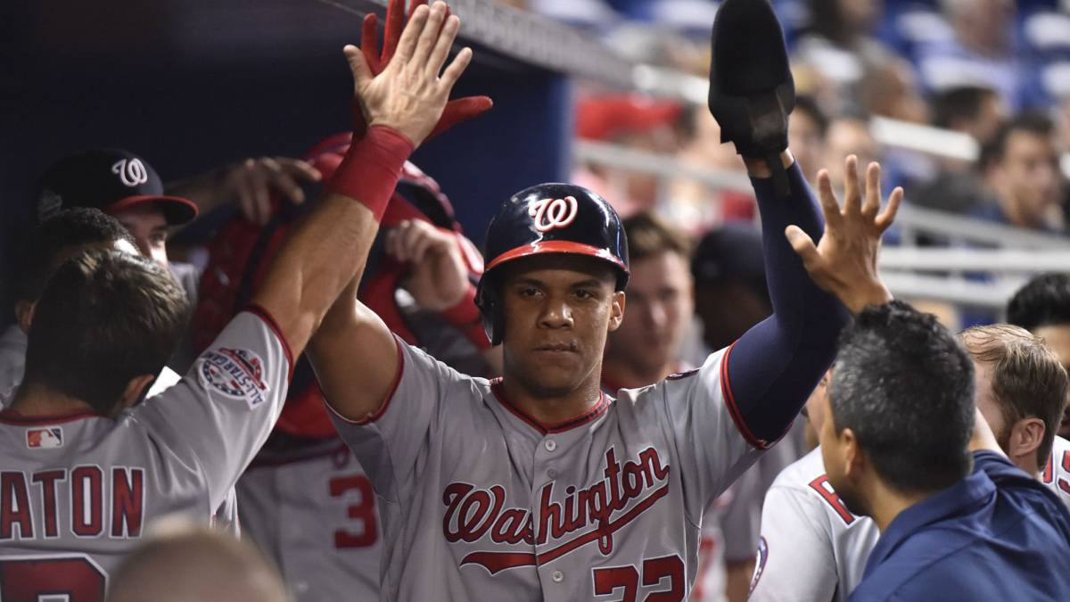 Juan Soto, el diamante en bruto dominicano de los Nationals