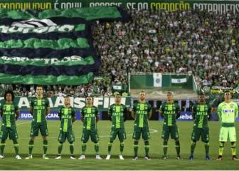 Chapecoense estrena emotivo documental del accidente