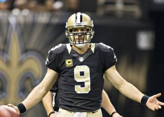 Mr. Brees no envejece y va por más récords