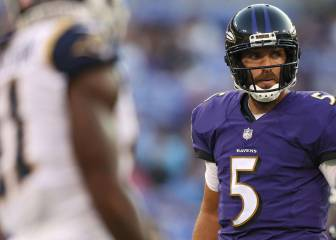 Joe Flacco le contesta a Ramsey