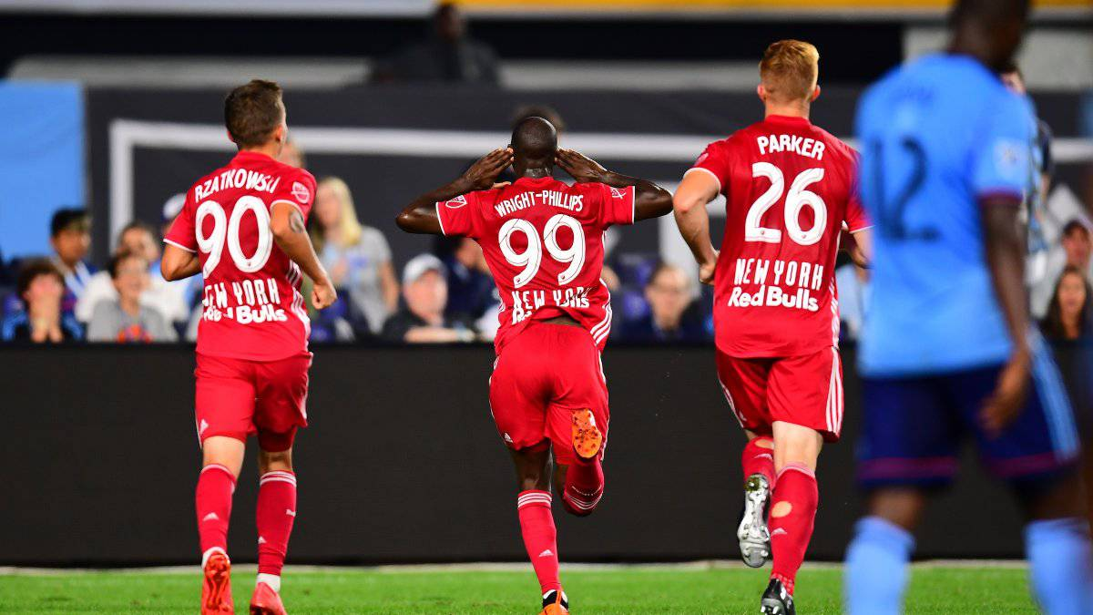 Wright-Phillips llegó a 102 goles en MLS y 200 en su carrera
