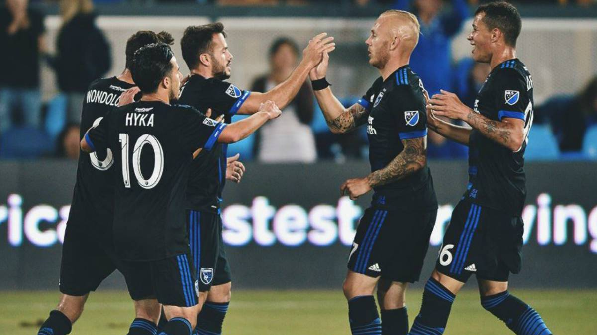 San José Earthquakes 4-3 Dallas FC
