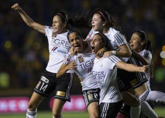 Once ideal jornada 8 Liga Mx Femenil