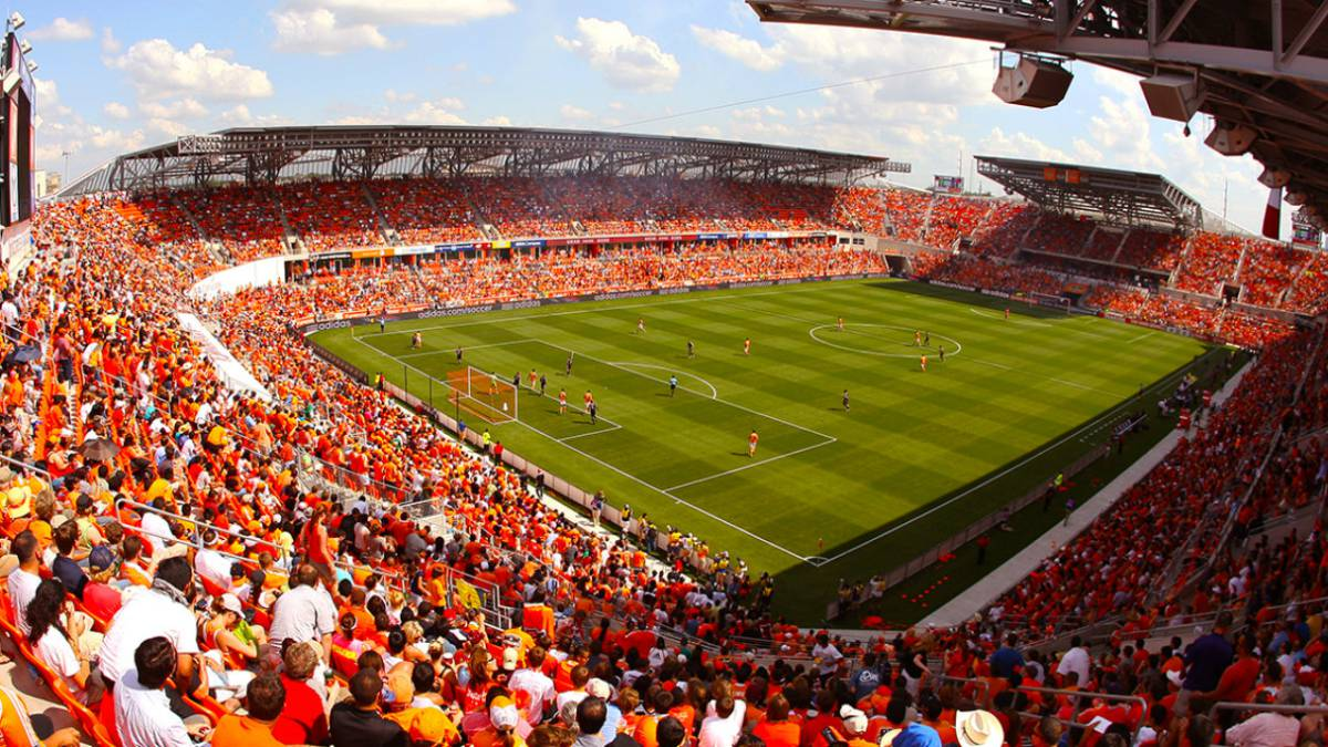 Estadio Houston Dynamo