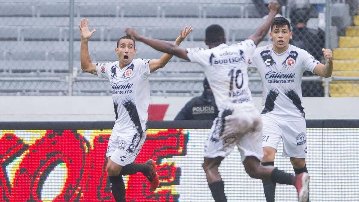 Atlas - Tijuana (0-1): Resumen, gol y resultado del partido - AS USA