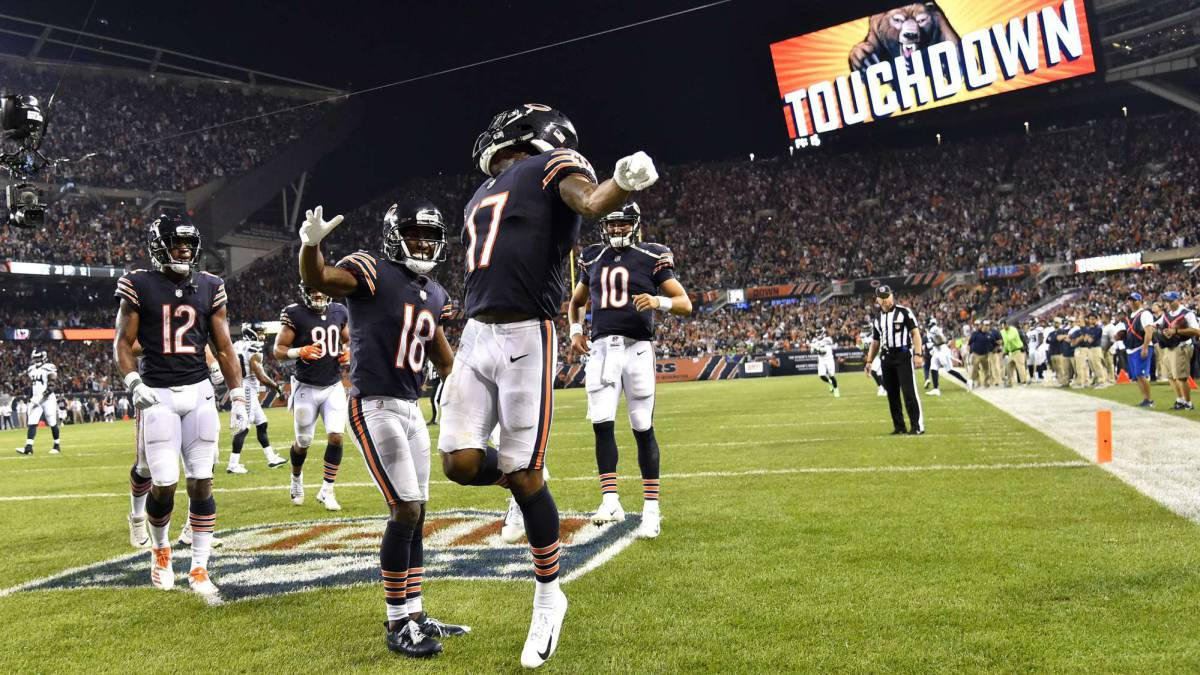 La defensiva de Chicago Bears luce en Monday Night Football