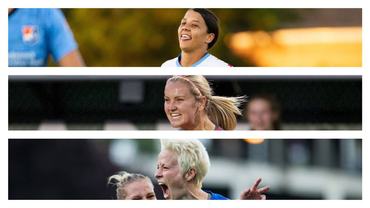 La NWSL da a conocer el XI ideal de la temporada 2018