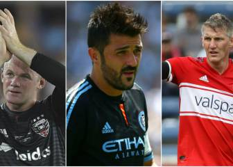 D.C United apoya a Chicago Fire y a New York City FC